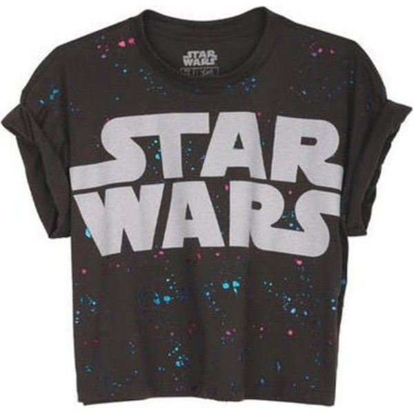 t-shirt star wars t-shirt shirt top tank top
