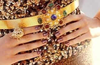 dress full of jewels gold robyn diamond jewel dress jewels belt