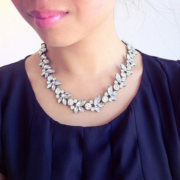 Lucy Crystal Collar