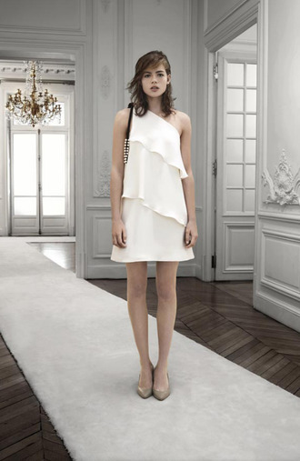 dress fashion lookbook chloé