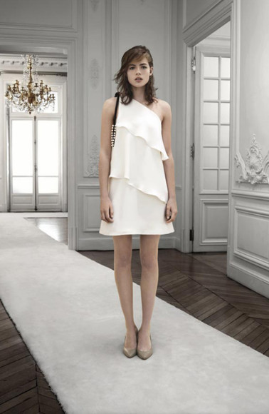 chloé fashion lookbook dress