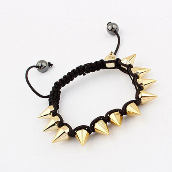 rivet jewels bracelets punk