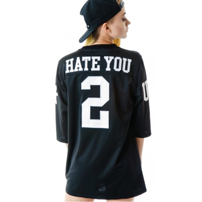Hate you 2 tee / back order – holypink