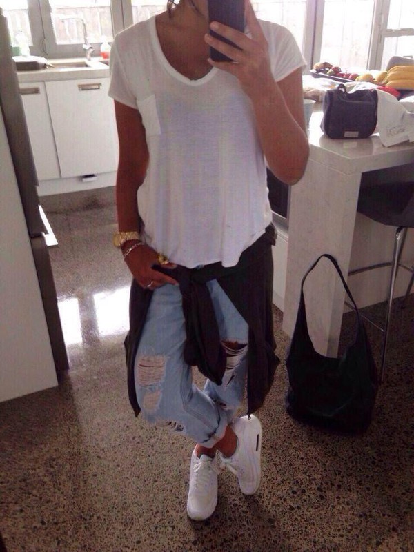 Hollister Devin High Rise Boyfriend Jeans