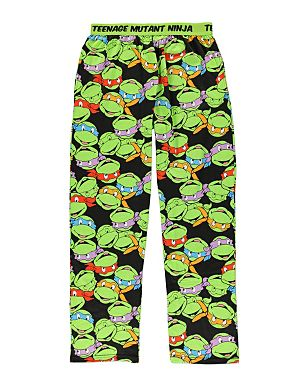 TMNT Pyjama Bottoms | Men | George at ASDA