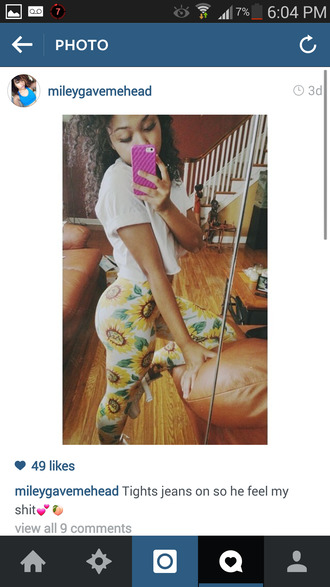 sunflower leggings nike air force 1 dope dope shit pyrex pants