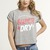 Superdry American Classic Top - Women's T Shirts