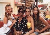 top,model,Taylor hill,jasmine tookes,model off-duty,instagram,romee strijd,lais ribeiro