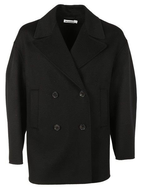 Jil Sander coat double breasted