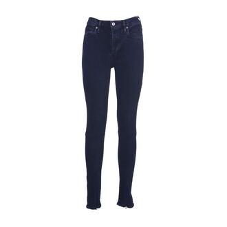 jeans zip dark blue dark blue