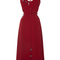 Embellished cady cutout dress | moda operandi