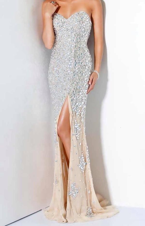 dress prom long