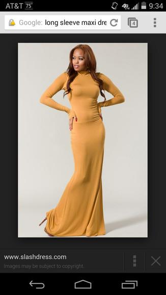 maxi dress lemongrass