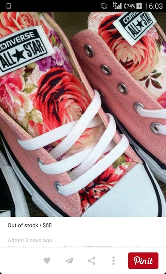 shoes rose pink sneakers converse shoes converse
