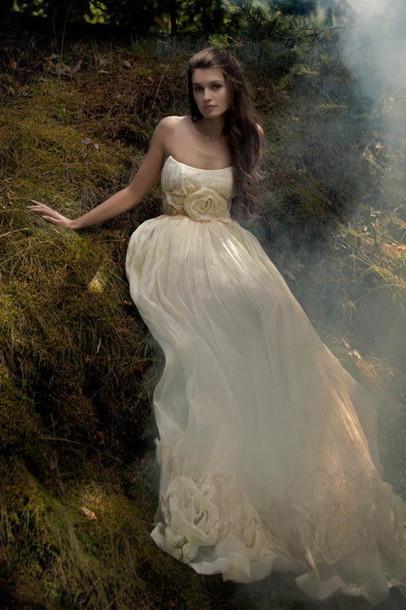 f221ca362a5 dress enchanted forest prom dress beautiful