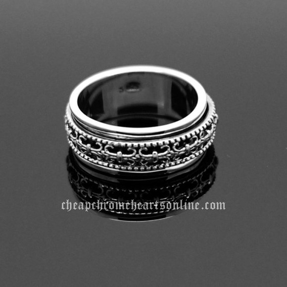 jewels chrome hearts rings chrome hearts