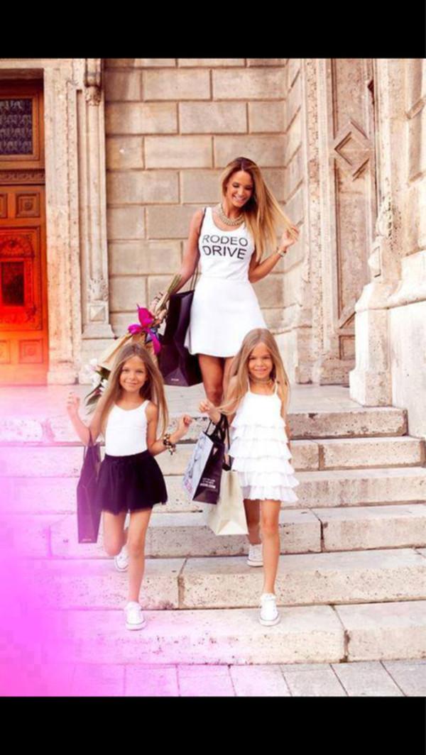 Dress Mother Daughter Clothes Luxury Fashion Style Millionaire Rich Kid Rich Kids Kids