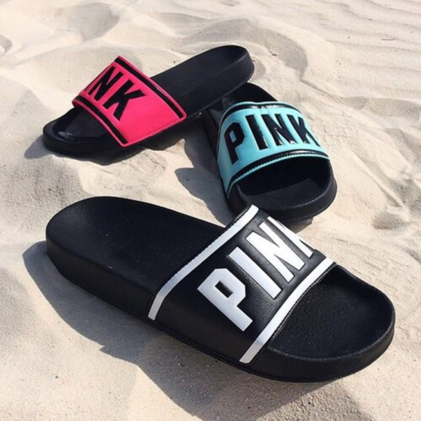 Shoes Pink Victoria S Secret Pink By Victorias Secret
