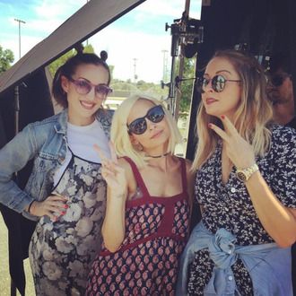 dress nicole richie instagram sunglasses