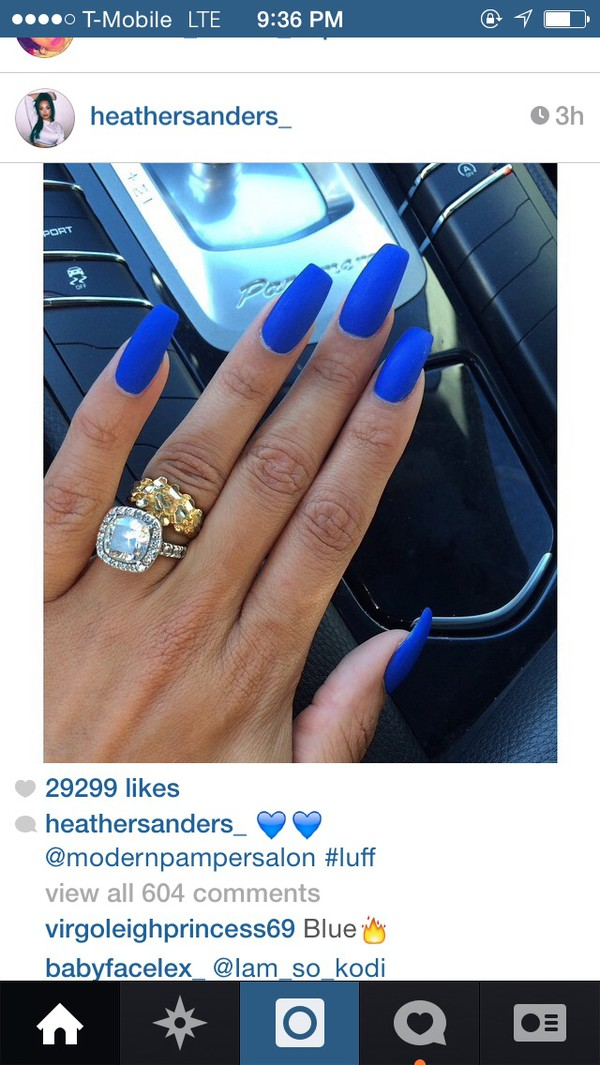 nail polish heather sanders