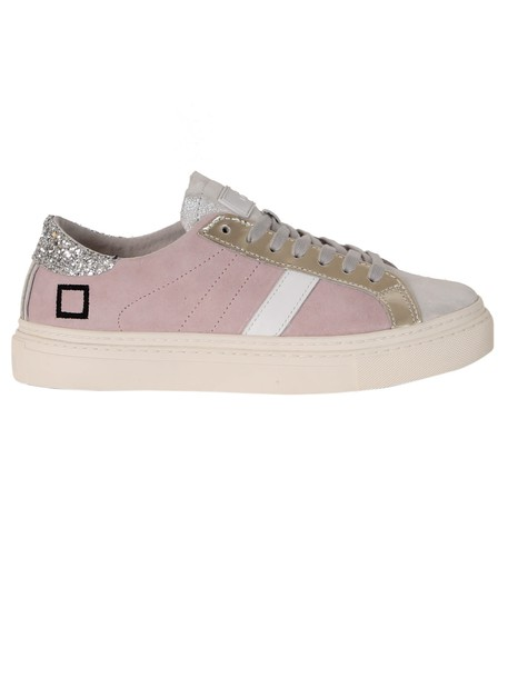 D.A.T.E. sneakers pink shoes