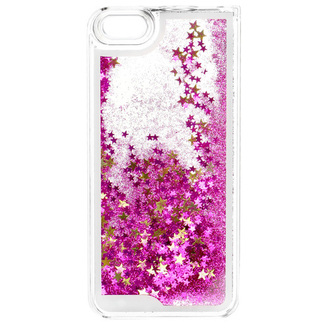 bag glitter iphone cover iphone 6 case iphone 6 cover waterfall iphone case glitter iphone case pink glitter iphone case gorgeous fashion style design sparkle quicksand iphone case