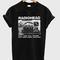 Radiohead cover quote black tshirt