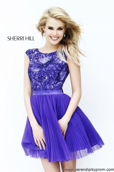 Prom -Sherri Hill 21167 prom dress - Sherri Hill 2014 prom dresses ...