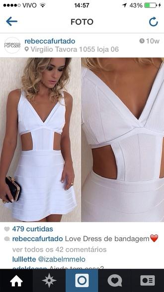dress flared bandage dress bandage dress bandage open side