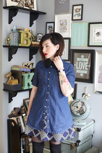 keiko lynn blogger shirt skirt jewels