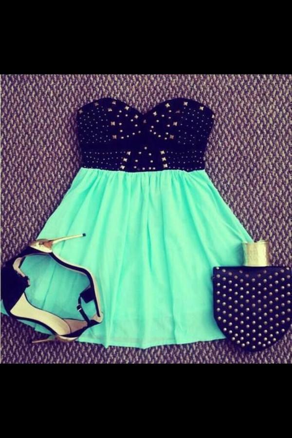 dress bag jewels shoes