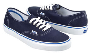 a5fb36c88d Vans Authentic Dress Blue Nautical Blue VN Onjvlla All Sizes Mens ...