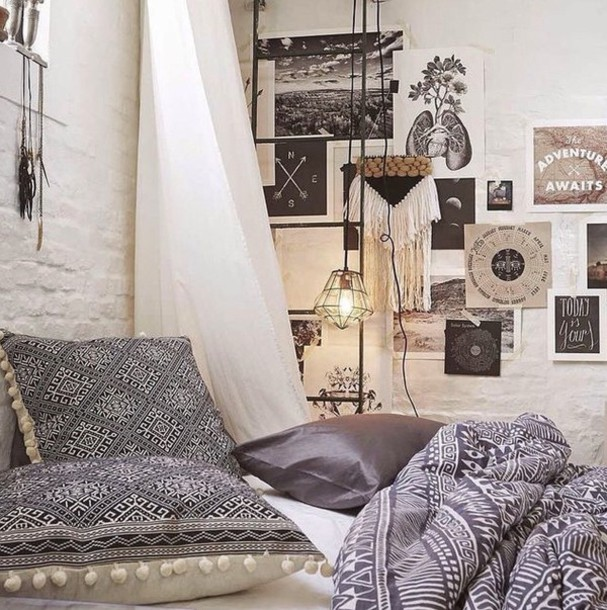 home accessory pillow creative pillows designs bedroom popular bedrooms indie boho boho. Black Bedroom Furniture Sets. Home Design Ideas