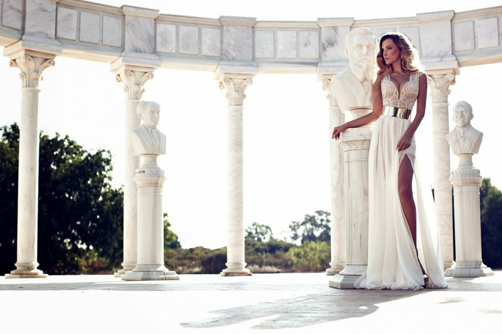 Provocative Woman Julie Vino Bridal Collection Winter 2014