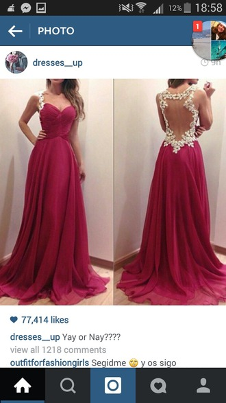 dress red dress backless prom dress backless dress prom dress @maxidress
