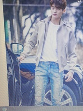 jacket,park hyung sik in strong woman do bong soon