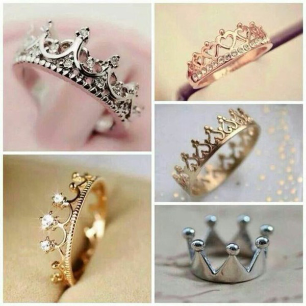jewels www.dazzled247.storenvy.com crown ring
