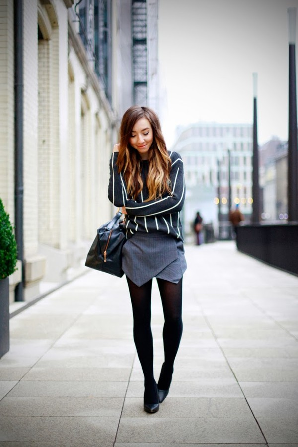 flirting with fashion sweater shorts shoes bag