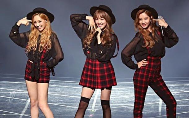 Korean Fashion High Waisted