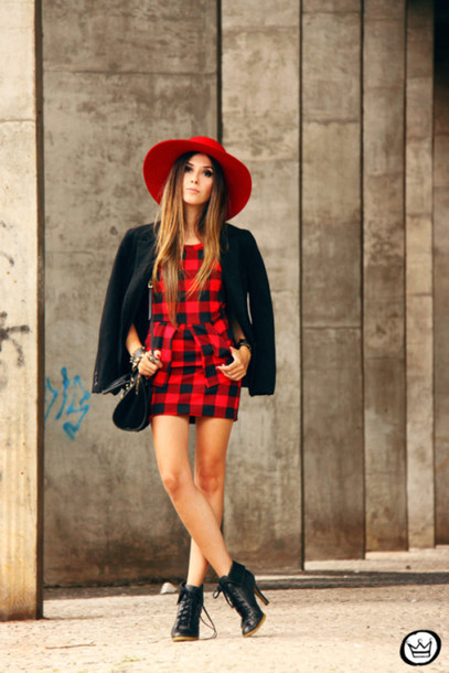 fashion coolture dress coat hat bag shoes