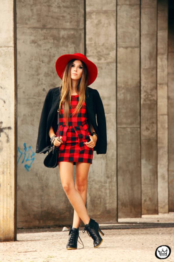 fashion coolture dress coat hat bag shoes