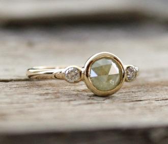 jewels ring silver gold gem jewelry geometric elegant trendy