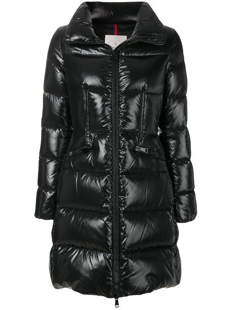 moncler coat women black