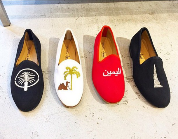 shoes smoking slippers loafers