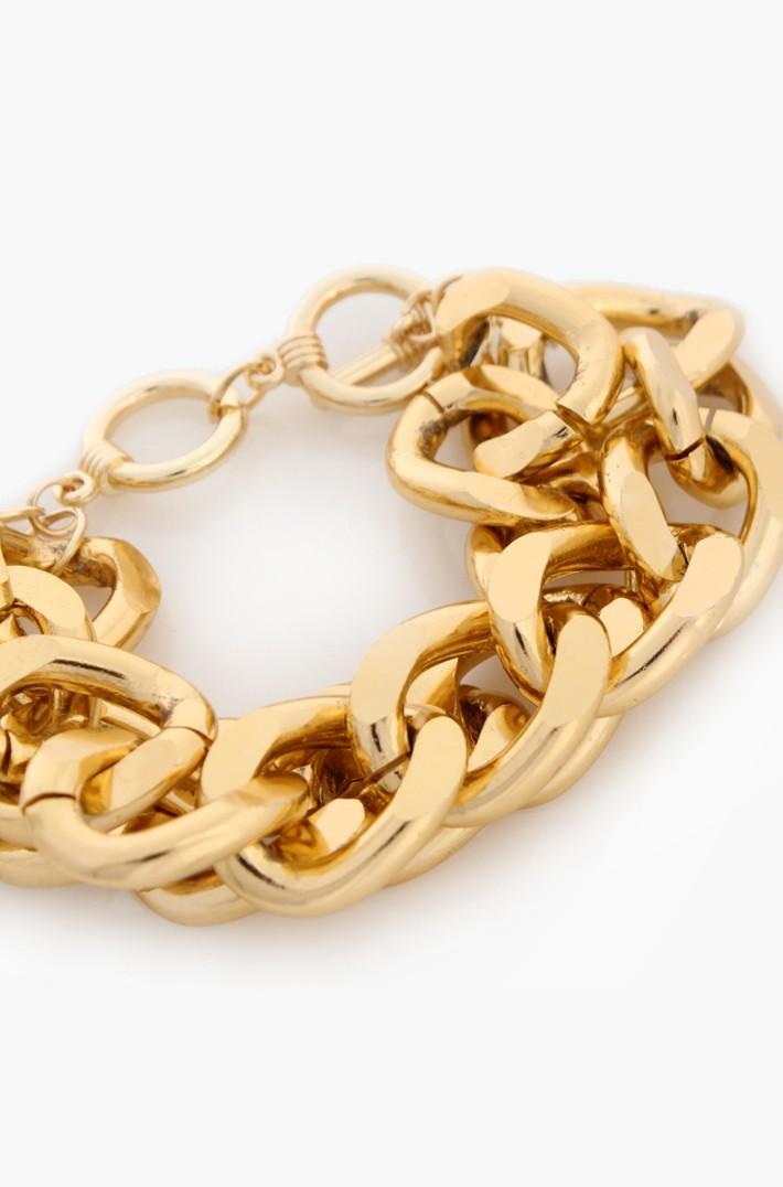 Heavy Duty Chain - Gold