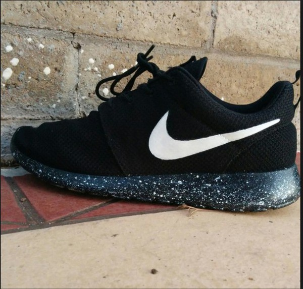 Nike Roshe One Oreo Black White