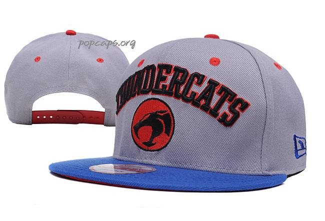 Wholesale Cheap DC Comics Thundercats Snapback Hat grey : Wolesale MLB Fitted Hats, Cheap NBA Snapback Caps