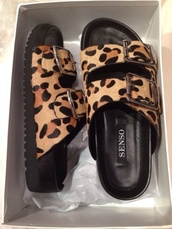 shoes,leopard print,sandals,jesus sandals,stylish,cheeta print shoes,slide shoes,summer accessories