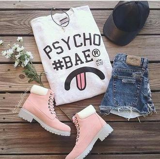 sweater psycho cute