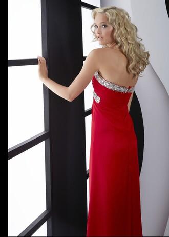dress trendsgal.com evening dress jasz couture prom dress spring strapless beaded high-low dresses